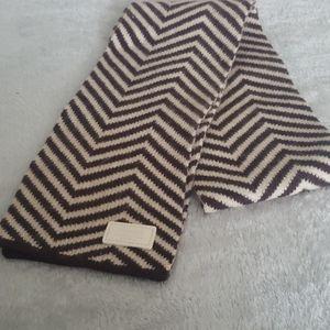 Wool Coach scarf